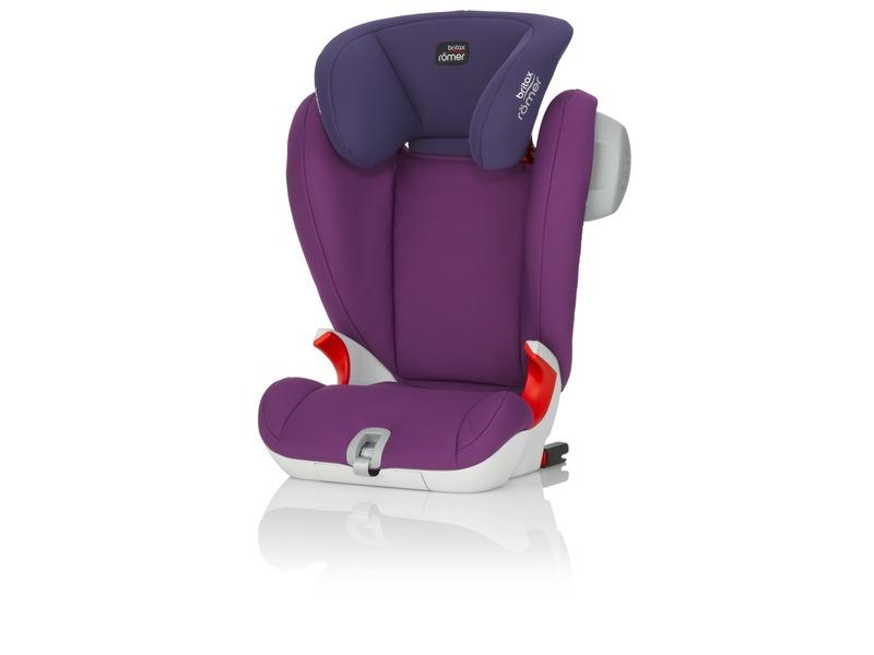 Britax Römer Autosedačka KIDFIX SL SICT Mineral Purple