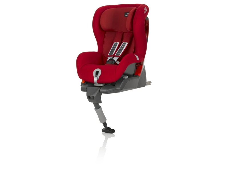 Britax Römer Autosedačka Safefix Plus, Flame Red