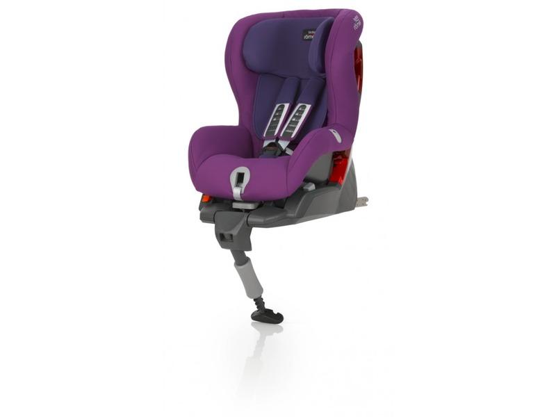 Britax Römer Autosedačka Safefix Plus, Mineral Purple