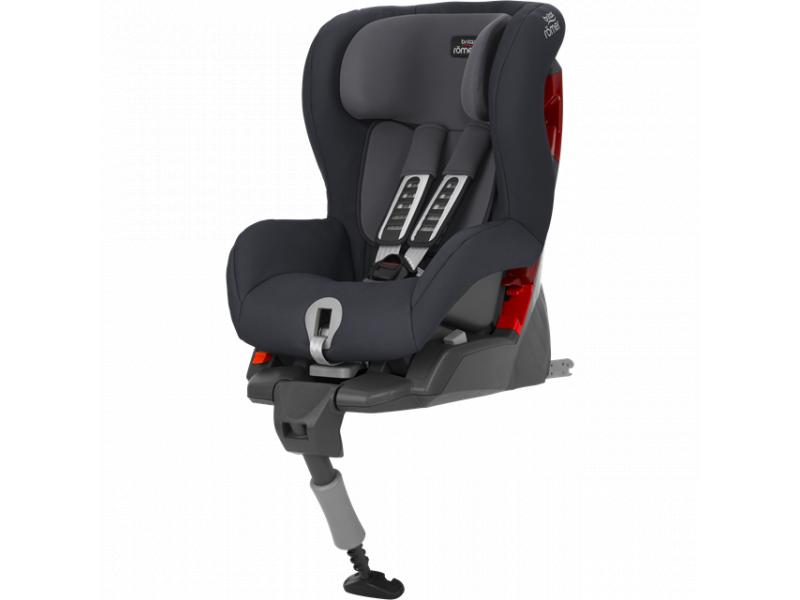 Britax Römer Autosedačka Safefix Plus, Storm Grey