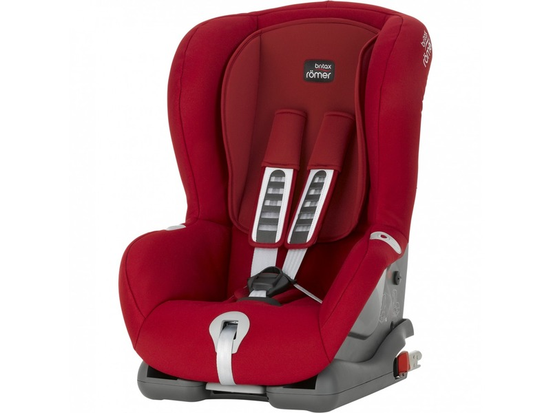 Britax Römer Autosedačka Duo Plus, Flame red