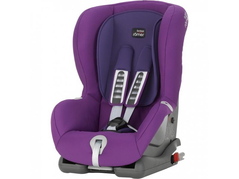 Britax Römer Autosedačka Duo Plus, Mineral purple