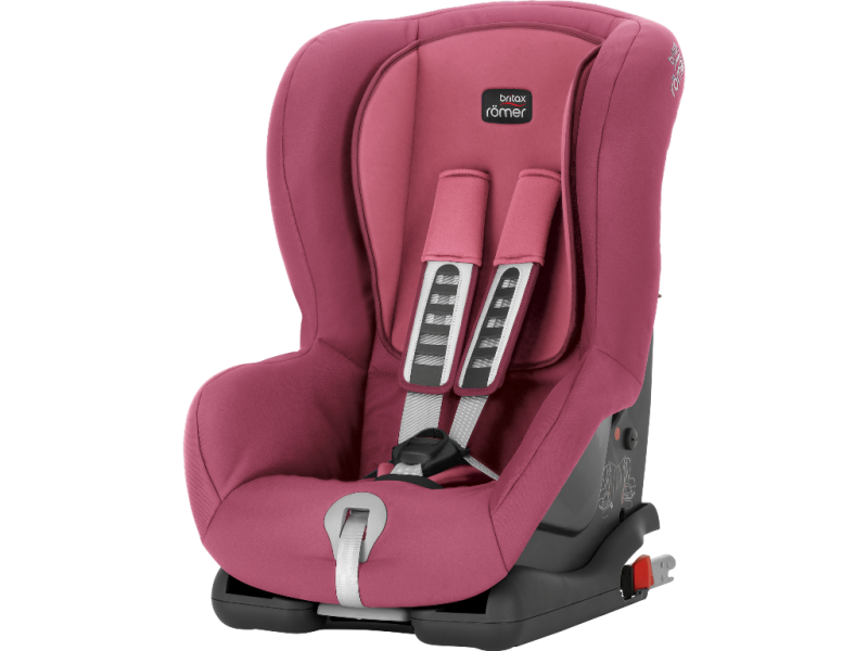 Britax Römer Autosedačka Duo Plus, Wine Rose