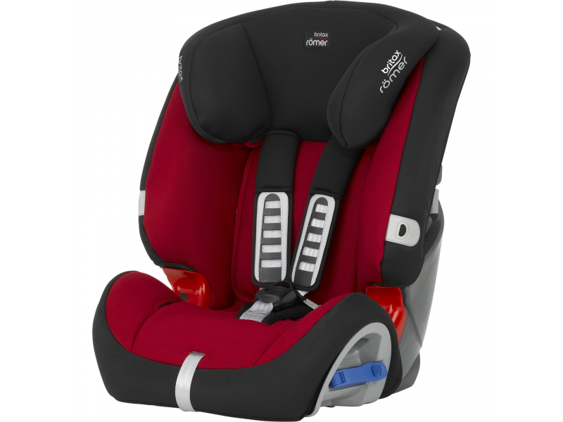 Britax Römer Autosedačka Multi-Tech II 2017, Flame red