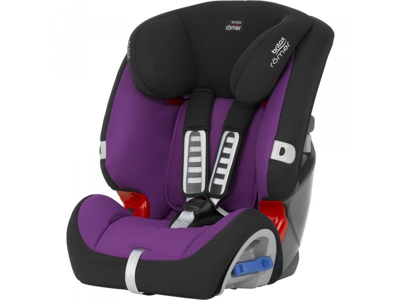 Britax Römer Autosedačka Multi-Tech II 2017, Mineral purple