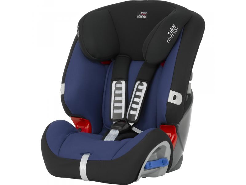 Britax Römer Autosedačka Multi-Tech II 2017, Ocean blue