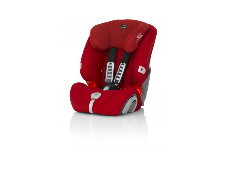 Britax Römer Autosedačka Evolva 123 Plus Flame red