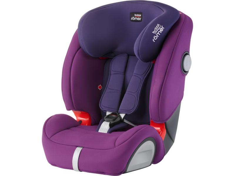 Britax Römer Autosedačka EVOLVA 123 SL SICT, Mineral Purple