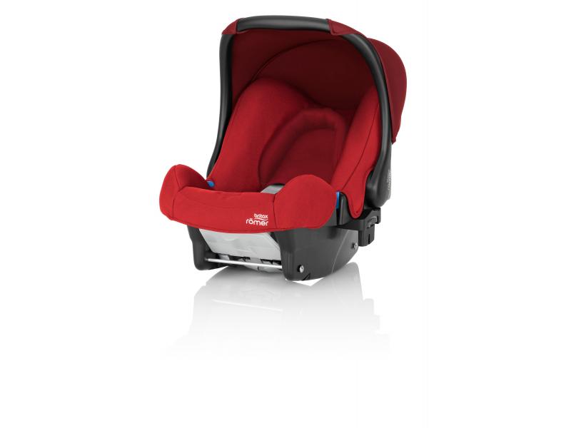 Britax Römer Autosedačka Baby-Safe Flame Red