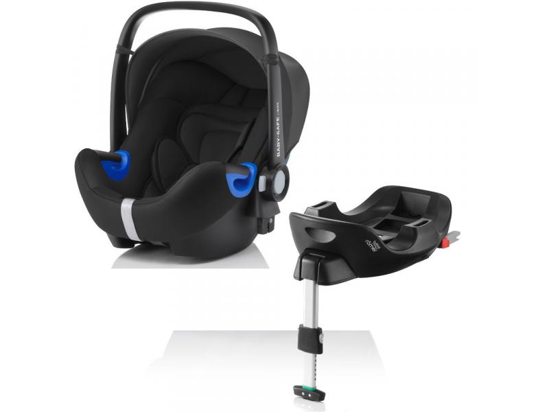 Britax Römer Autosedačka Baby-Safe i-Size Bundle Flex Cosmos Black 2017