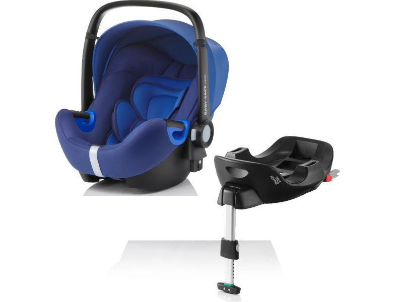Britax Römer Autosedačka Baby-Safe i-Size Bundle Flex Ocean Blue 2017