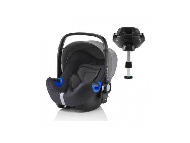 Britax Römer Autosedačka Baby-Safe i-Size Bundle Flex Storm Grey 2017