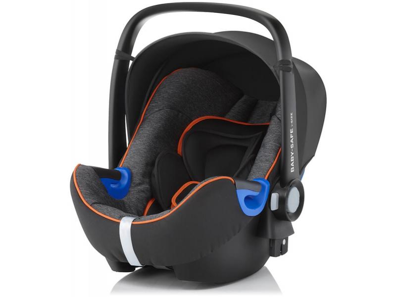 Britax Römer Autosedačka Baby-Safe i-Size Black Marble 2017