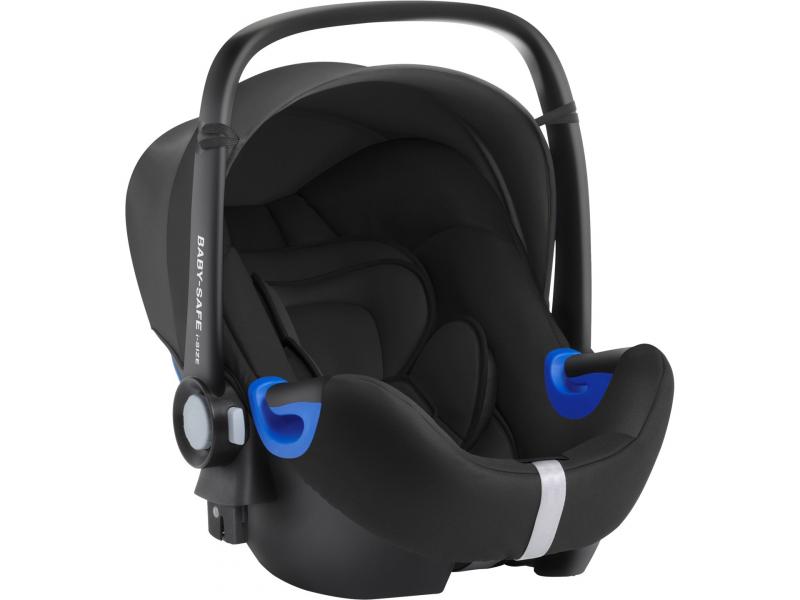 Britax Römer Autosedačka Baby-Safe i-Size Cosmos Black 2017