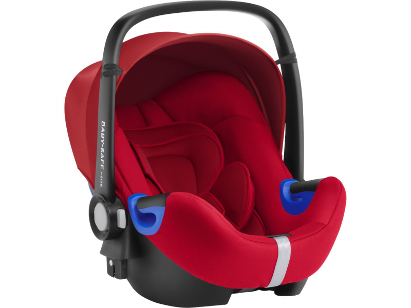 Britax Römer Autosedačka Baby-Safe i-Size Flame Red 2017