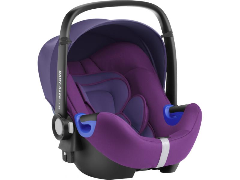 Britax Römer Autosedačka Baby-Safe i-Size Mineral Purple 2017