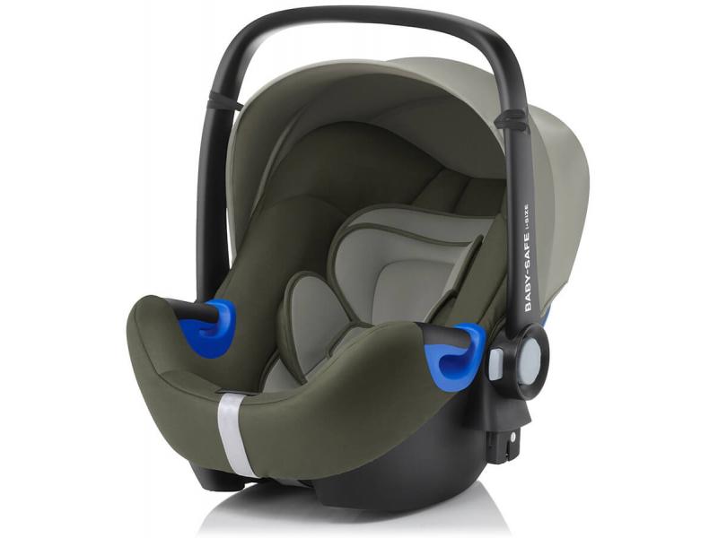 Britax Römer Autosedačka Baby-Safe i-Size Olive Green 2017