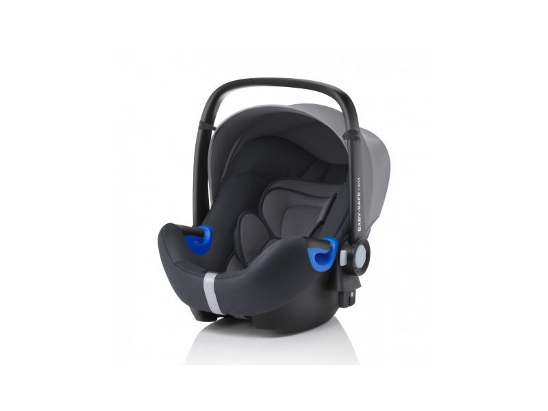 Britax Römer Autosedačka Baby-Safe i-Size Storm Grey 2017