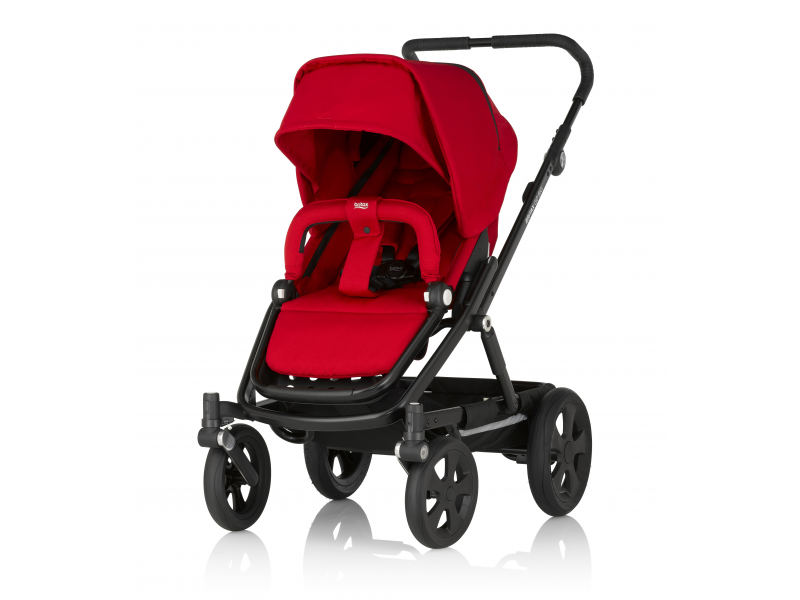 Britax Römer Kočárek Go Big Flame Red