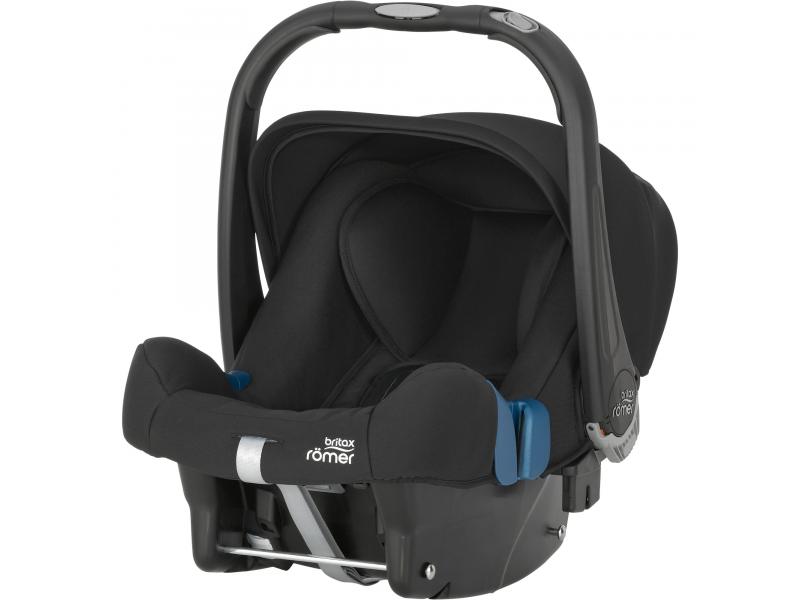 Autosedačka Baby-Safe Plus SHR II, Cosmos Black 1