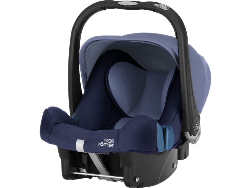 Autosedačka Baby-Safe Plus SHR II, Moonlight Blue 1