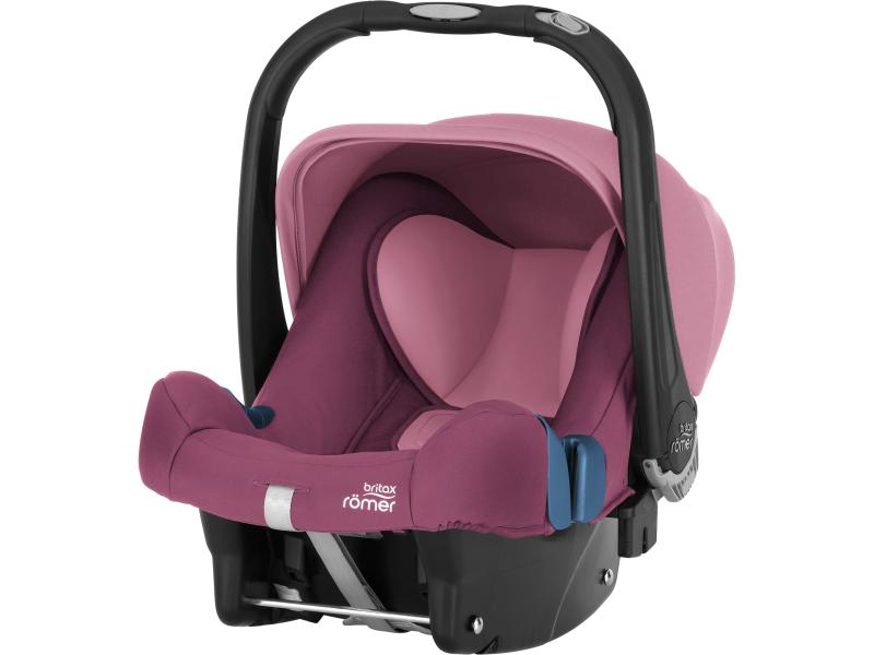 Britax Römer Autosedačka Baby-Safe Plus SHR II, Wine Rose
