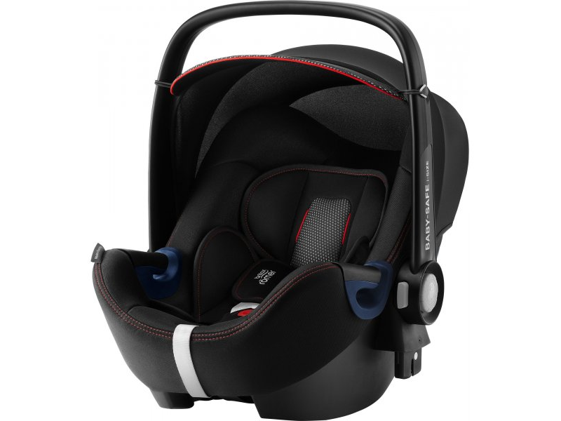 Autosedačka Baby-Safe 2 i-Size, Cool Flow -Black 1