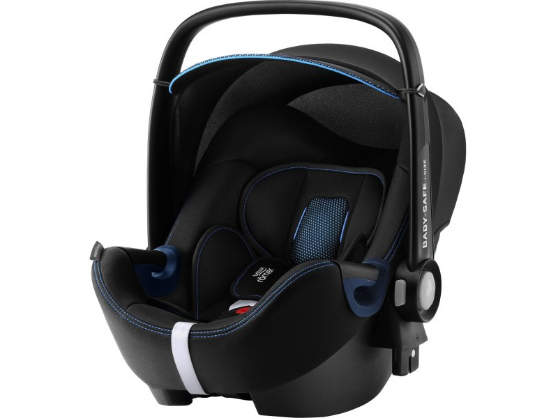 Britax Römer Autosedačka Baby-Safe 2 i-Size, Cool Flow-Blue