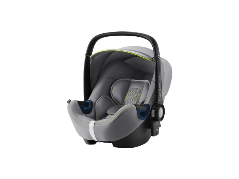 Britax Römer Autosedačka Baby-Safe 2 i-Size, Cool Flow-Silver