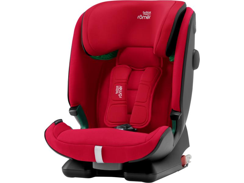 Autosedačka Advansafix i-Size-Red 1