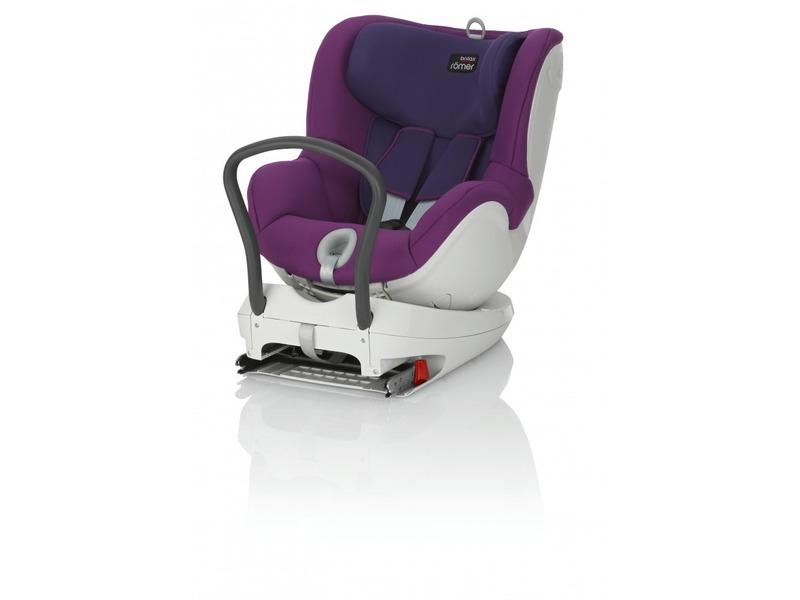 Britax Römer Autosedačka Dualfix Mineral purple