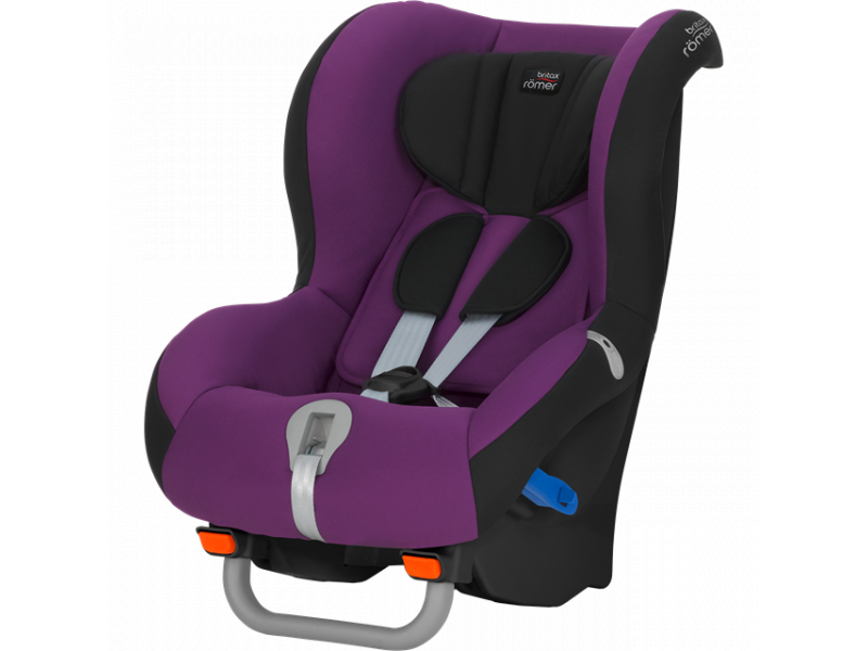 Britax Römer Autosedačka Max-Way Black, Mineral Purple