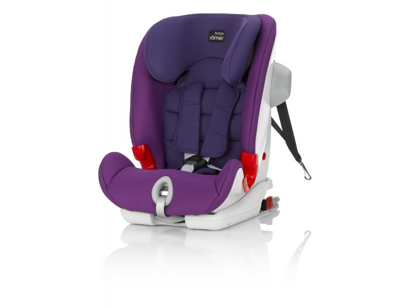 Britax Römer Autosedačka Advansafix III Sict 2017 Mineral Purple