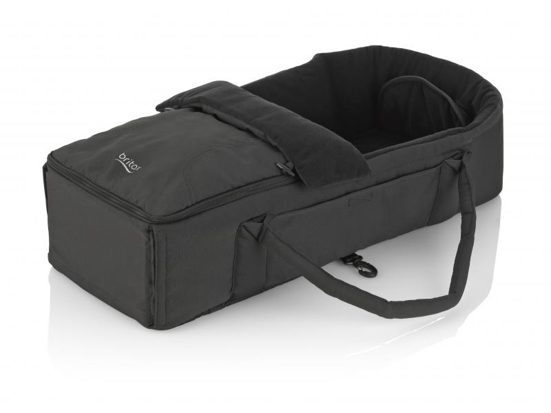 Britax Römer Měkká hluboká korba - přenosná taška 2016, Cosmos Black