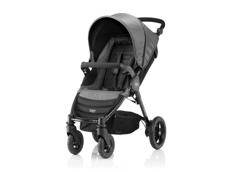 Britax Römer Kočárek B-Motion 4, Black Denim