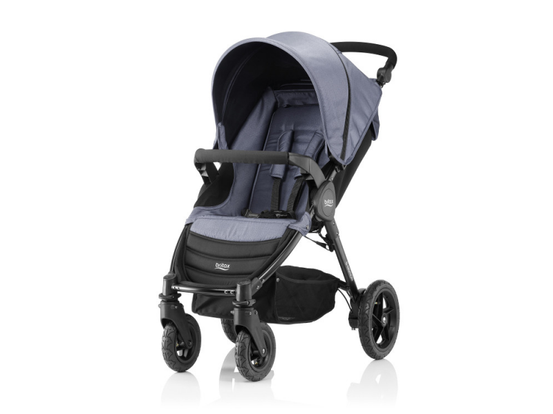 Britax Römer Kočárek B-Motion 4, Blue Denim