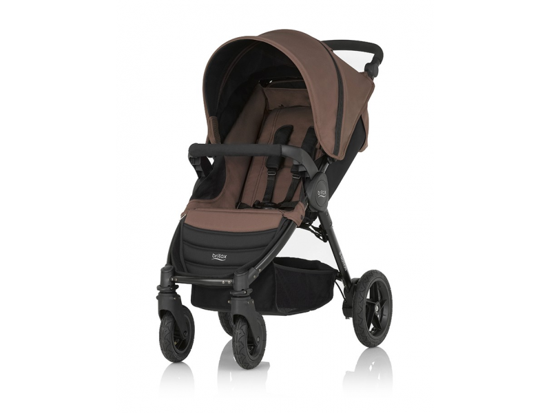 Britax Römer Kočárek B-Motion 4 2017, Wood Brown