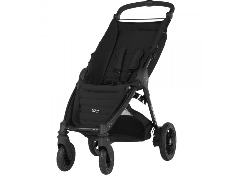 Britax Kočárek B-Motion 4 PLUS Cosmos Black