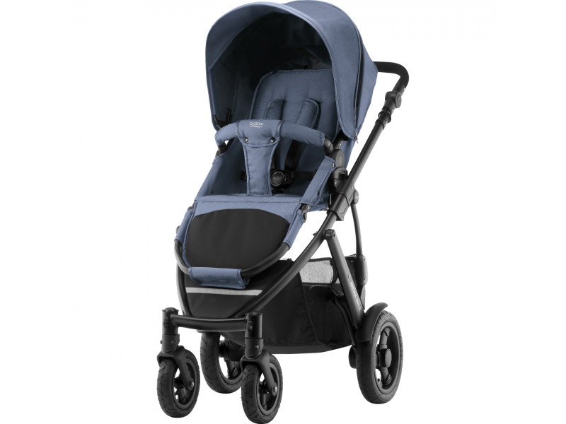 Britax Römer Kočárek Smile 2, Blue Denim