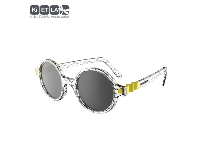 Ki ET LA Dětské sluneční brýle CraZyg-Zag 9-12 let lenonky - ZygZag
