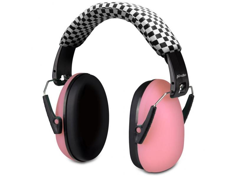 Ochranná sluchátka pro dítě, pink 1