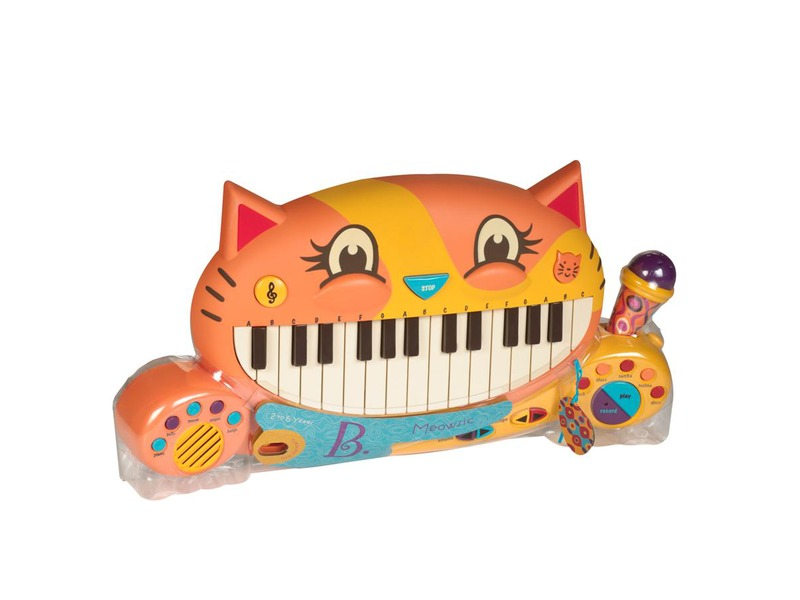Kočičí piáno Meowsic 1