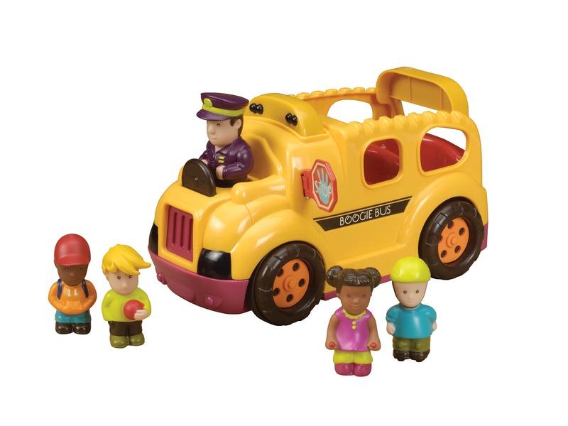 Autobus Boogie Bus 1