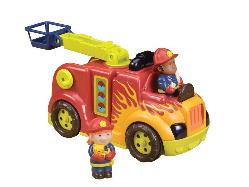 Hasičské auto Fire Flyer 1