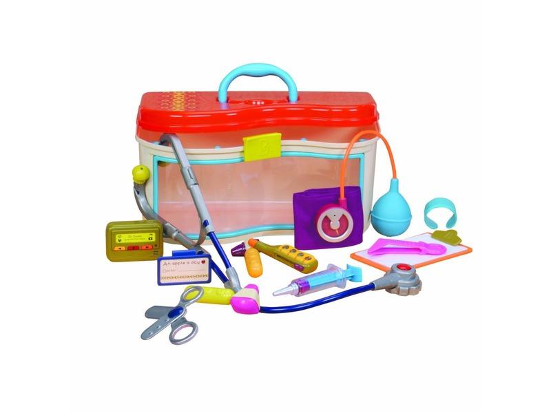 Kufřík Dr. Doctor 1