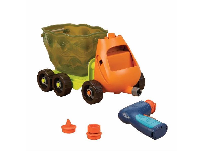 B-Toys Stavebnice náklaďák