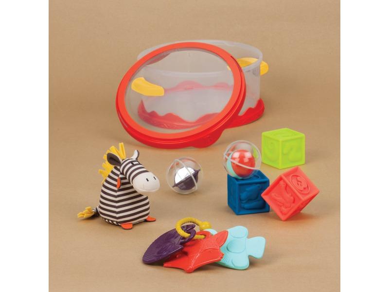 B-Toys Sada hraček Wee B. Ready