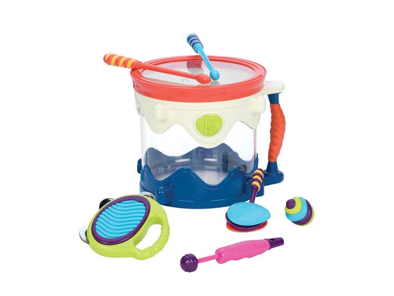 B-Toys Sada hudebních nástrojů Drumroll, Please!