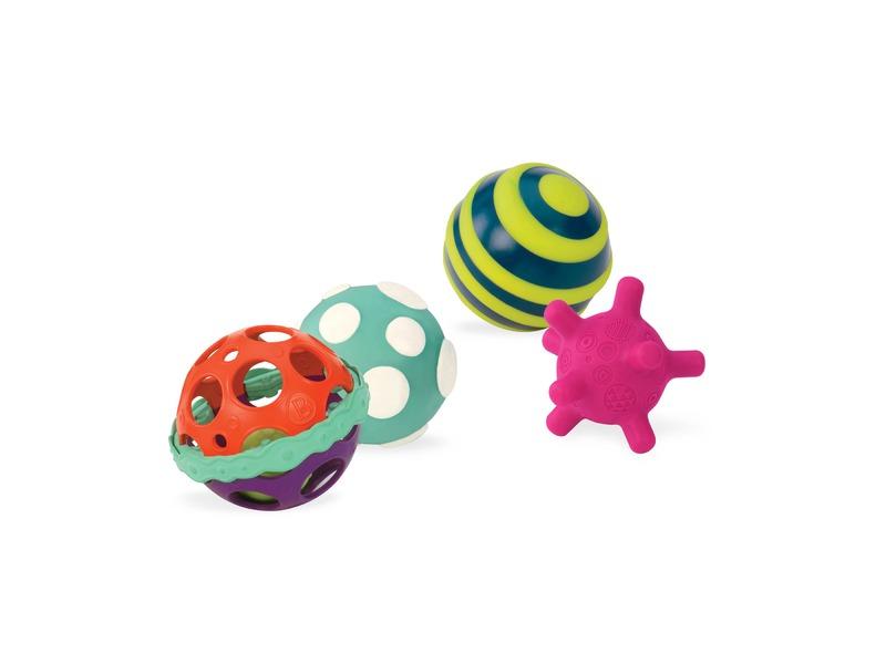 Sada míčků Ball-a-baloos 1