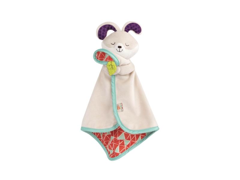 Muchláček králíček Fluffy Bunz 1
